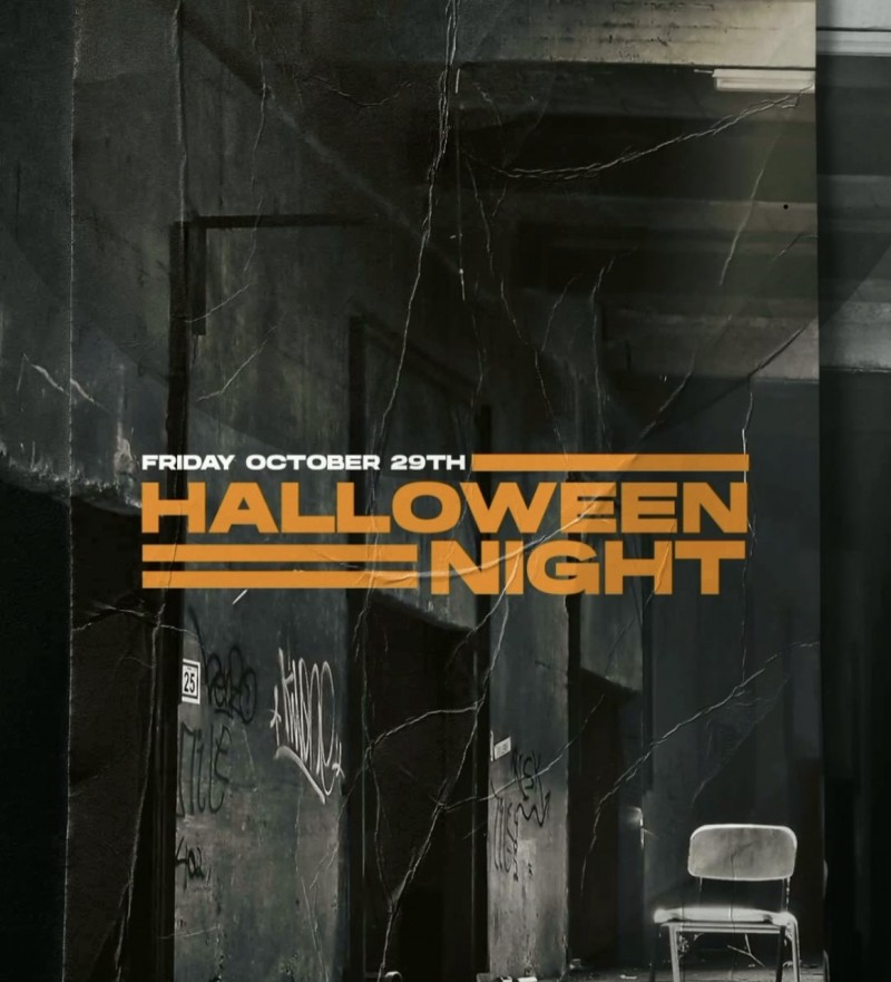 Invited - Halloween Special