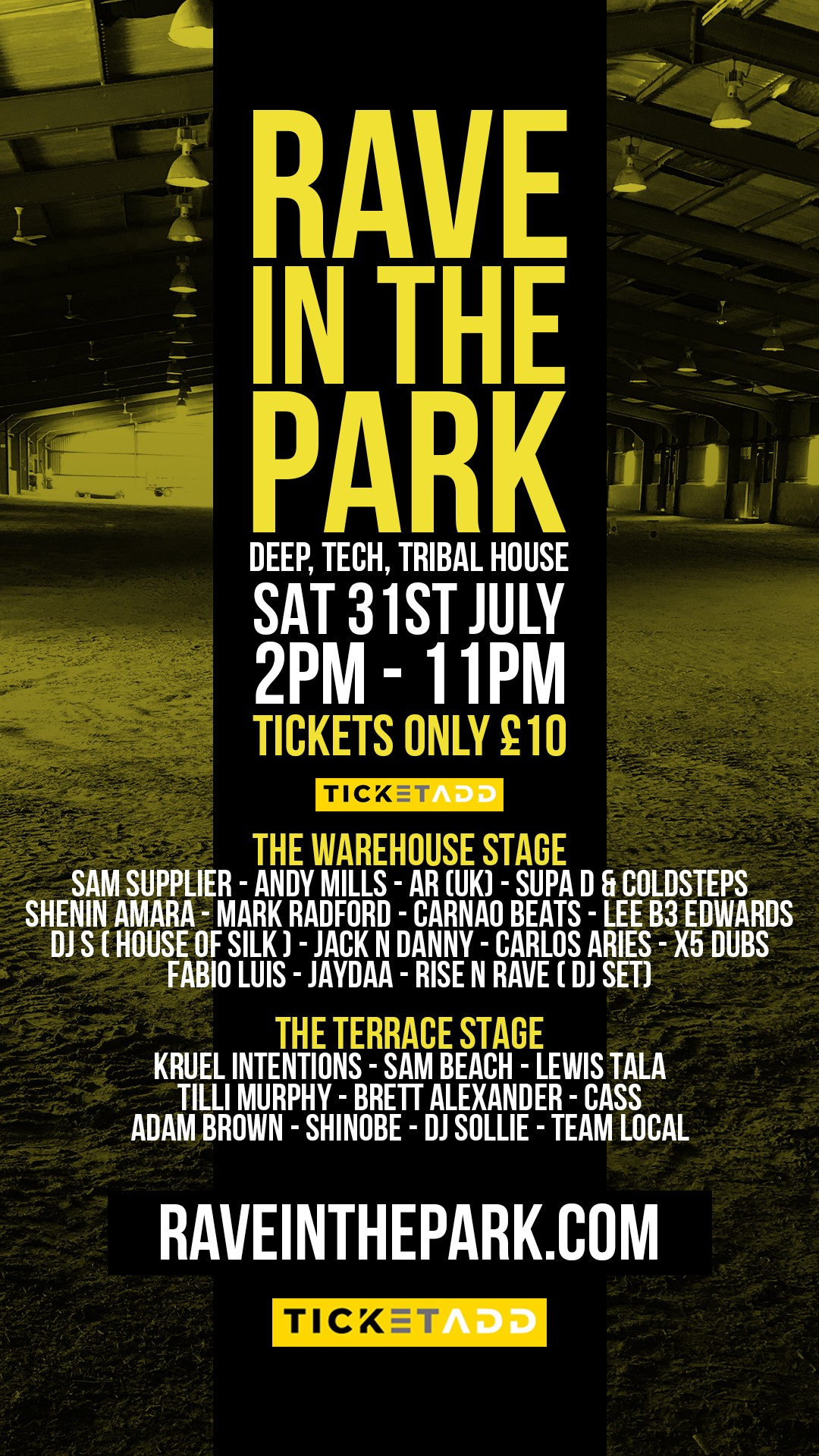 RAVE IN THE PARK