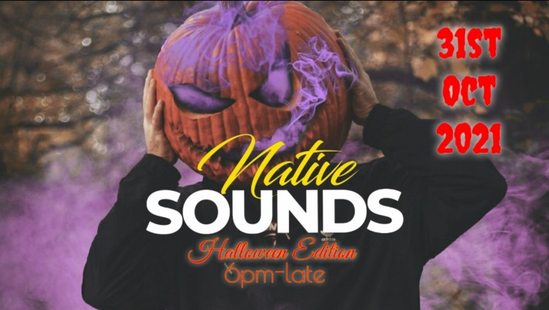 NATIVE SOUNDS The Halloween special